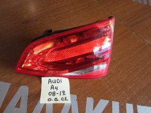 Audi A4 2008-2012 φανάρι πίσω δεξιό εσωτερικό Sedan
