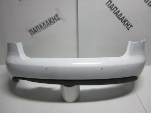 Audi A4 2008-2012 πίσω προφυλακτήρας άσπρος Station Wagon με αισθητήρες