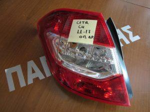Citroen C4 2011-2017 φανάρι πίσω αριστερό