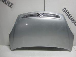 Citroen Xsara Picasso 1999-2004 καπό εμπρός ασημί
