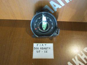 Fiat 500 Abarth 2007-2016 καντράν