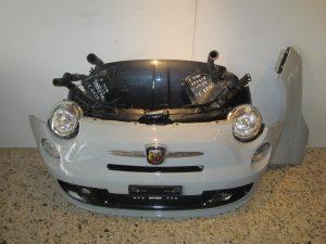 Fiat 500 Abarth 2007-2016 μούρη