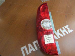 Fiat Doblo 2010-2015 φανάρι πίσω αριστερό