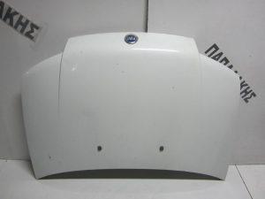 Fiat Punto 1999-2004 καπό εμπρος άσπρο