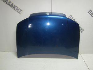 Fiat Punto 1999-2004 καπό εμπρός μπλε