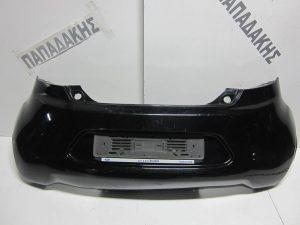 Ford Ka 2008-2016 πίσω προφυλακτήρας μαύρος