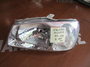 Hyundai Accent 1999-2002 φανάρι εμπρός αριστερό (IM)