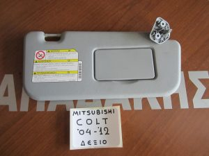 Mitsubishi Colt 2004-2012 αλεξήλιο δεξιό