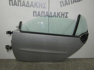 Smart ForTwo w450 1998-2007 πόρτα αριστερή ασημί