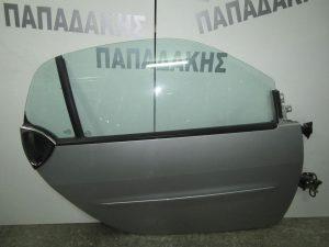 Smart ForTwo w450 1998-2007 πόρτα δεξιά ασημί
