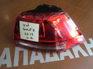 VW Golf 7 2013-2017 φανάρι πίσω δεξιό