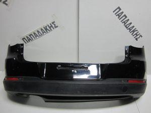 VW Tiguan 2007-2011 πίσω προφυλακτήρας μαύρος