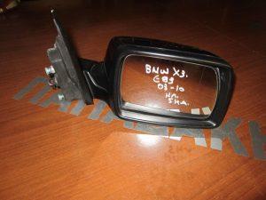 Bmw X3 E83 2003-2010 δεξιός ηλεκτρικός καθρέπτης μαύρος