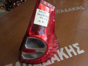 Dacia Sandero 2007-2012 πίσω δεξιό φανάρι