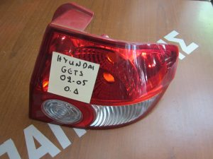 Hyundai Getz 2002-2005 πίσω δεξιό φανάρι