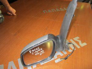 Ford Focus C-Max 2003-2007 αριστερός ηλεκτρικός καθρέπτης ασημί