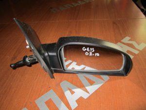 Hyundai Getz 2002-2010 δεξιός καθρεπτης μηχανικός άβαφος