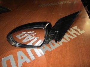 Hyundai Tucson 2015-2017 αριστερός ηλεκτρικά ανακλινόμενος καθρέπτης μαύρος