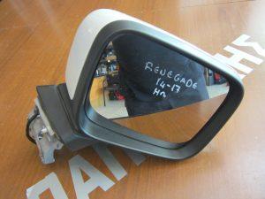 Jeep Renegade 2014-2017 δεξιός ηλεκτρικός καθρέπτης άσπρος