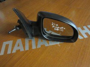 Kia Picanto 2008-2011 δεξιός μηχανικός καθρέπτης άβαφος
