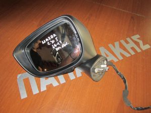 Mazda CX5 2016-2017 αριστερός ηλεκτρικά ανακλινόμενος καθρέπτης μολυβί