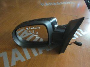 Renault Clio 2009-2013 αριστερός ηλεκτρικός καθρέπτης μαύρο