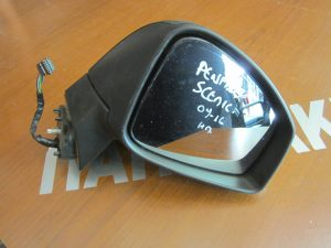 Renault Scenic 2009-2016 δεξιός ηλεκτρικός καθρέπτης γκρι