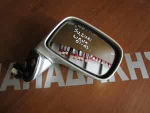 Suzuki Liana 2001-2007 δεξιός ηλεκτρικός καθρέπτης ασημί