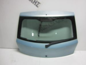 Fiat Punto 1999-2004 πόρτα οπίσθια (5η) γαλάζια