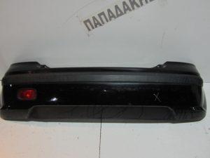 Hyundai Getz 2002-2005 προφυλακτήρας πίσω μαύρος