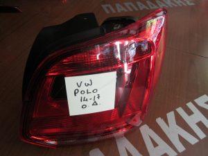 VW Polo 2014-2017 πίσω φανάρι δεξιό