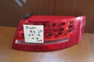 Audi A5 2009-2012 φανάρι πίσω δεξί 5θυρο LED