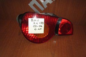 Bmw Z4 E85 2003-2006 φανάρι πίσω αριστερό πορτοκαλί φλας