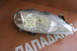 Renault Megane 1999-2002 φανάρι εμπρός δεξιό μονή λάμπα