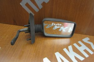 Fiat Panda 1980-2003 μηχανικός καθρέπτης δεξιός άβαφος