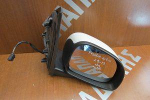 Fiat Panda New 2012-2017 ηλεκτρικός καθρέπτης δεξιός άσπρος με αισθητήρες