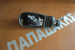 Fiat Punto 1999-2010 ηλεκτρικός καθρέπτης αριστερός ασημί