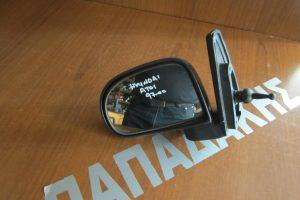 Hyundai Atos 1997-2000 μηχανικός καθρέπτης αριστερός άβαφος