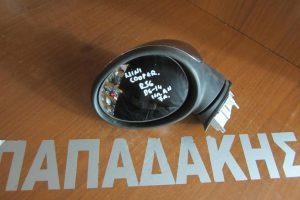 Mini Cooper R56 2006-2014 ηλεκτρικά ανακλινόμενος καθρέπτης αριστερός νίκελ 7 ακίδες