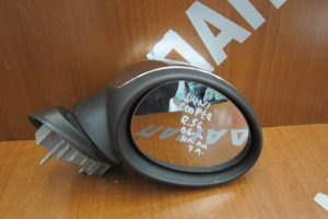 Mini Cooper R56 2006-2014 ηλεκτρικά ανακλινόμενος καθρέπτης δεξιός νίκελ 7 ακίδες
