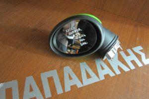Mini Cooper R56 2006-2014 ηλεκτρικός καθρέπτης αριστερός ανοιχτό πράσινο 3 ακίδες