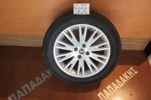 Σετ Ζαντολάστιχα Fiat Bravo 2007-2014 (205-55-16) 4 τεμάχια