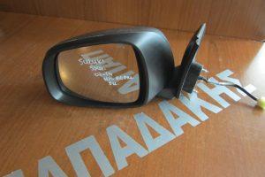Suzuki SX4/Fiat Sedici 2007-2014 ηλεκτρικός καθρέπτης αριστερός γκρι θερμαινόμενος 5 καλώδια