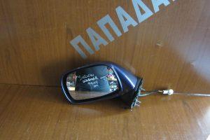 Suzuki Wagon R 1999-2007 ηλεκτρικός καθρέπτης αριστερός μπλε
