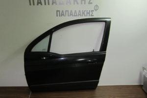 Chevrolet Matiz 2005-2009 πόρτα εμπρός αριστερή μαύρη