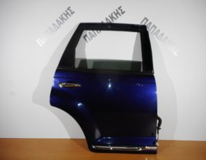 Chrysler PT Cruiser 2001-2010 πόρτα πίσω δεξιά μπλε