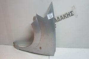 Citroen C3 2002-2009 φτερό εμπρός αριστερό ασημί