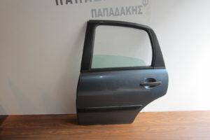 Citroen C3 2002-2009 πόρτα πίσω αριστερή γκρι