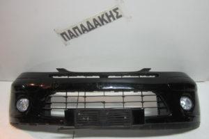 Citroen C3 2005-2009 προφυλακτήρας εμπρός μαύρος
