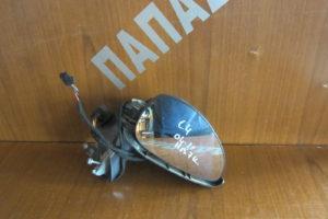 Citroen C4 2004-2011 καθρέπτης δεξιός ηλεκτρικός (όχι καπάκι) 7 καλώδια